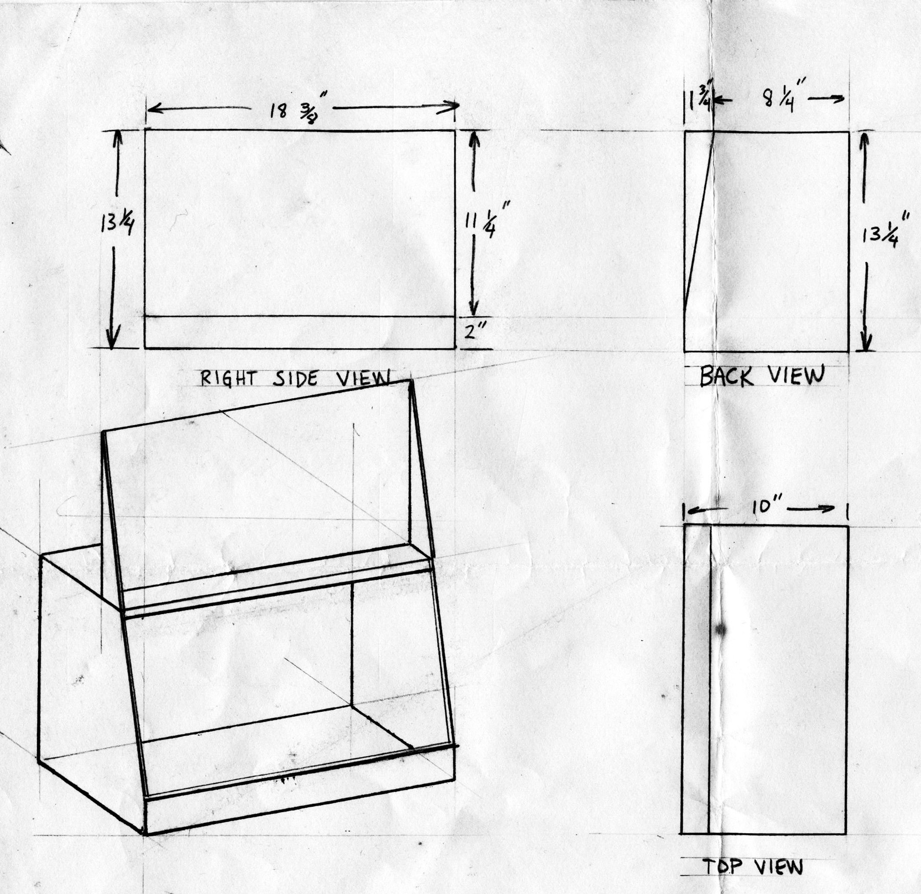 Home Made Pistol Box Plans Guntalk