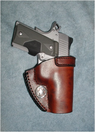 Holster Finished